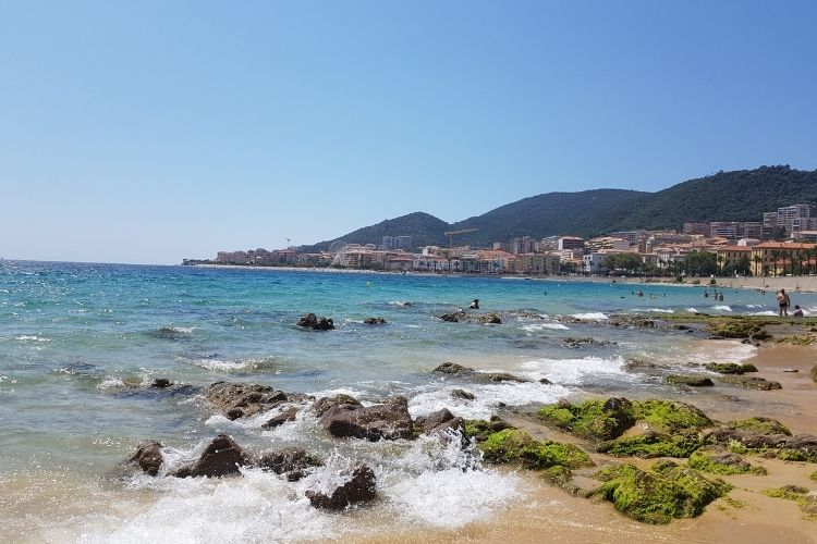 Diving in Corsica