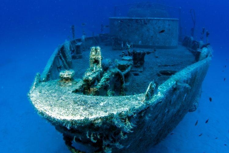 Turkey Underwater Museum