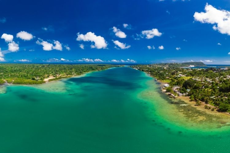 Diving Trip to Efate And Port Vila